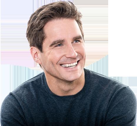 Hombre sonriendo Boston Medical Group España