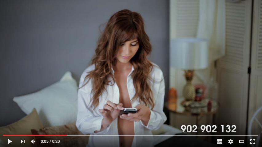 Anuncio chica sexy Boston Medical Group España