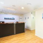 Recepción clínica de Boston Medical Group España