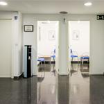 Interior de una clínica Boston Medical Group España