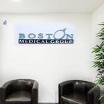 Sala con sillones en Boston Medical Group España