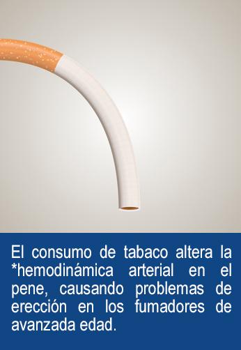 impotencia causada por tabaco