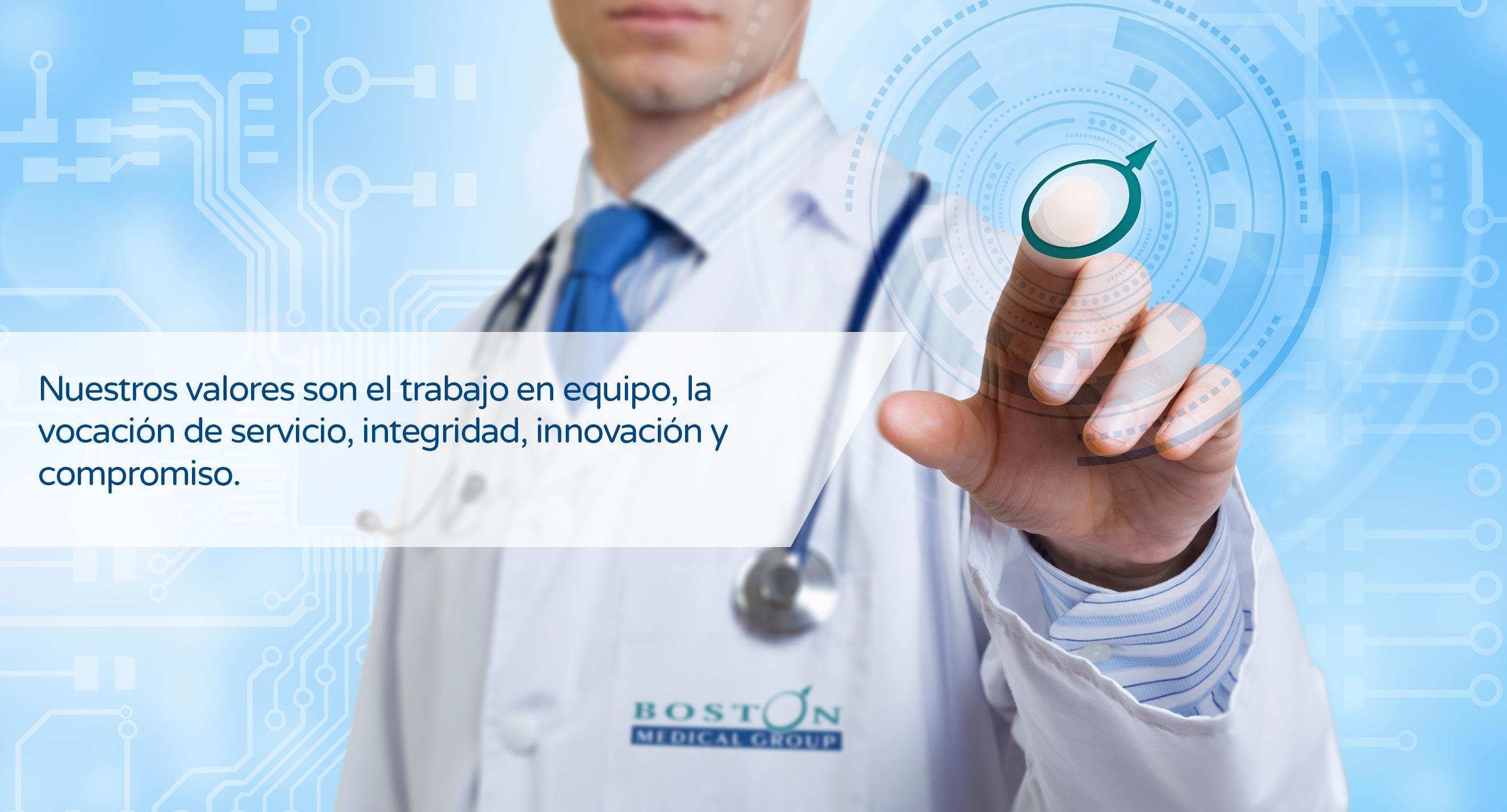 valores Boston Medical España