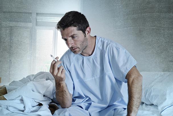 disfunción eréctil abstinencia cura