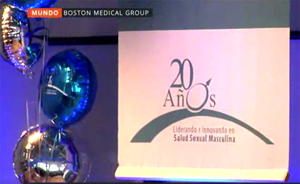 20 Años Boston Medical Group