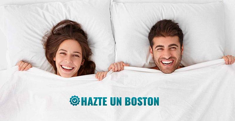 Hazte un boston